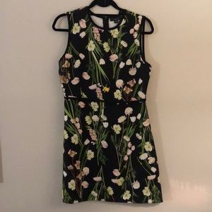 Victoria Beckham for Target - Floral work dress
